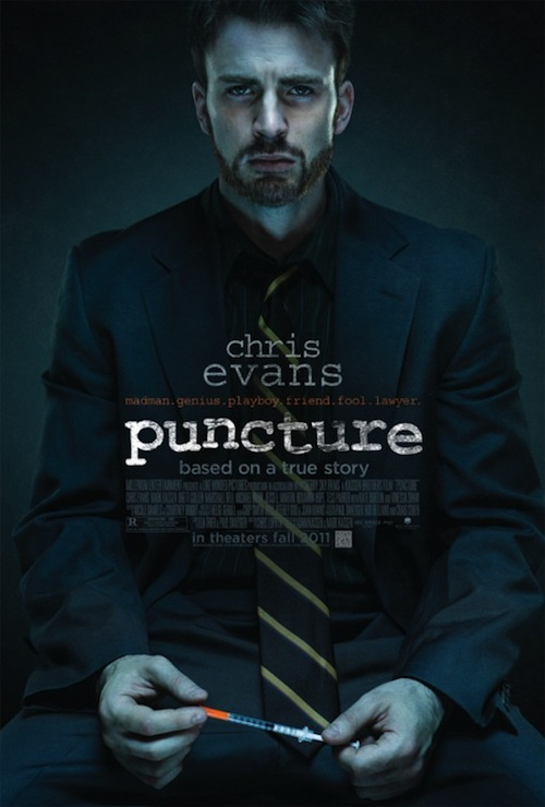 A Puncture posztere