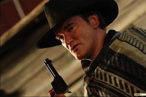 Tarantino a Suriyaki Western Djangoban