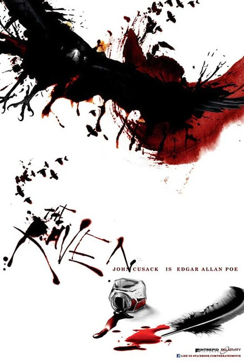 a Raven posztere