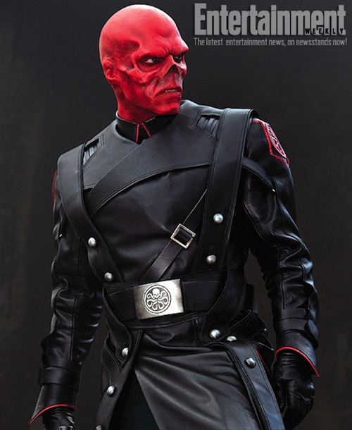 Red Skull a filmben így néz majd ki
