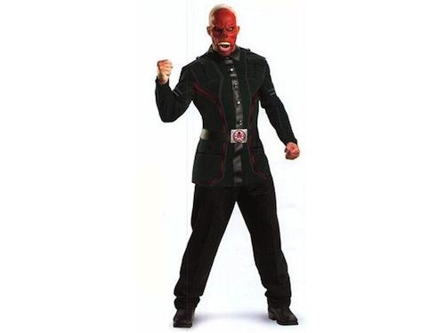 Red Skull jelmez