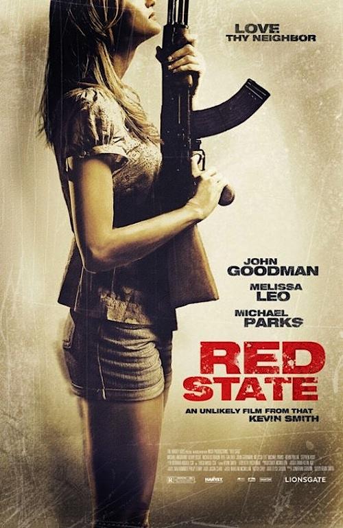 A Red State legújabb posztere