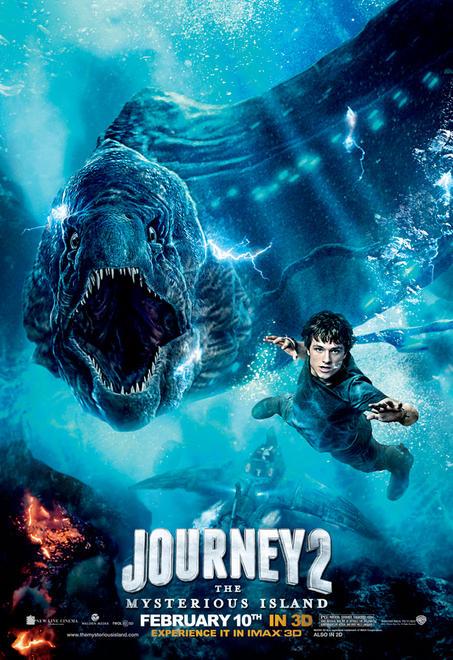 A Journey 2 karakterposzterei