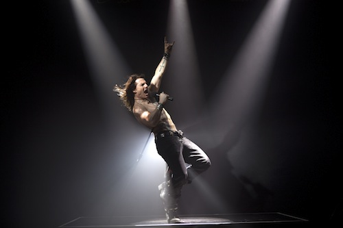 Tom Cruise a Rock of Ages-ben