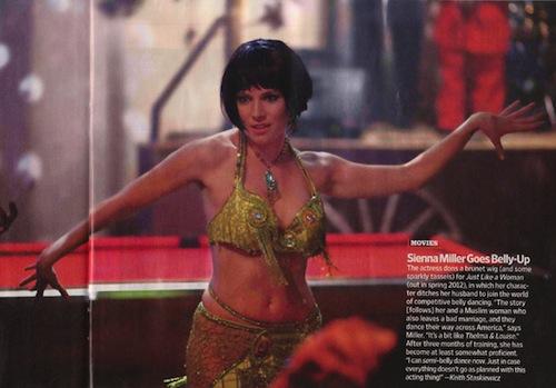 Kép a Just Like a Woman főszereplőjéről