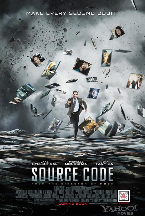 Source Code poszter