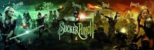Sucker Punch új poszteren