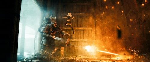 Az első csata a Sucher Punchban