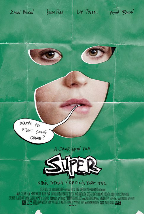 A Super második posztere