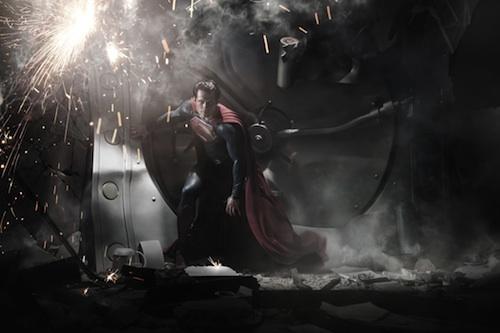 Superman, avagy a Man of Steel