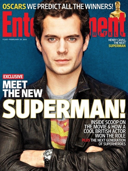 Superman az EW-ben