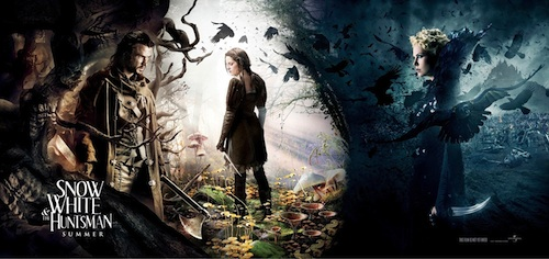 Snow White and the Huntsman elfekszik