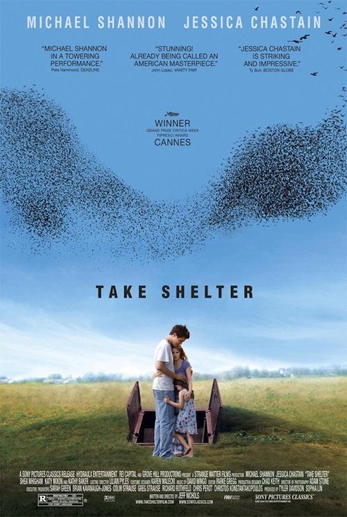 Take Shelter-poszter