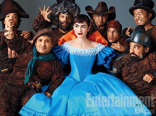 Képek a Tarsem Sigh-féle Snow White-ból