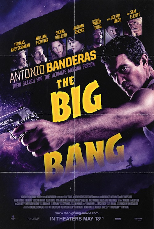 The Big Bang poszteren is