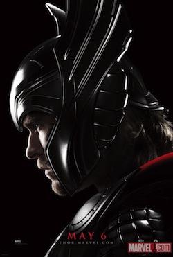 Thor poszterek a Wonderconon