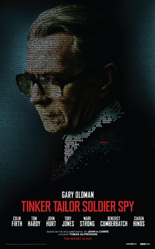 A Tinker Tailor Soldier Spy posztere