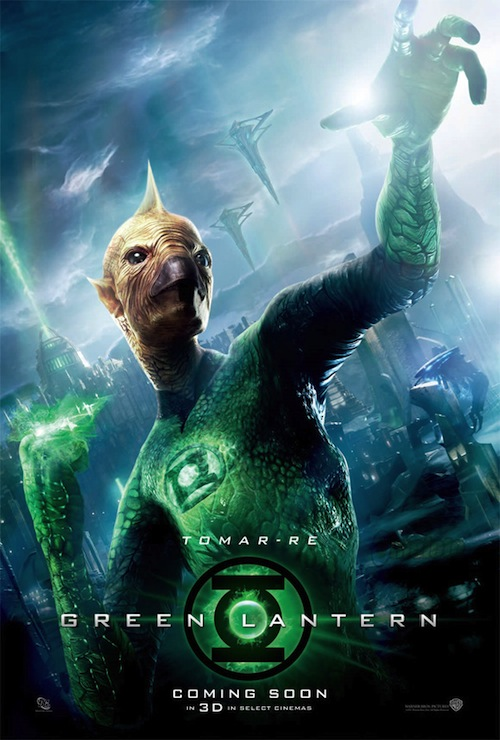 TomarRe a Green Lantern filmből