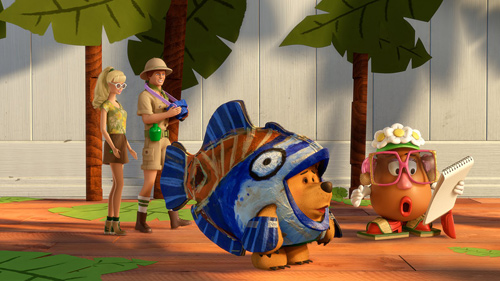 Toy Story Hawaiira megy