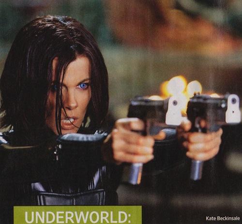 Underworld Awakeningből egy kép