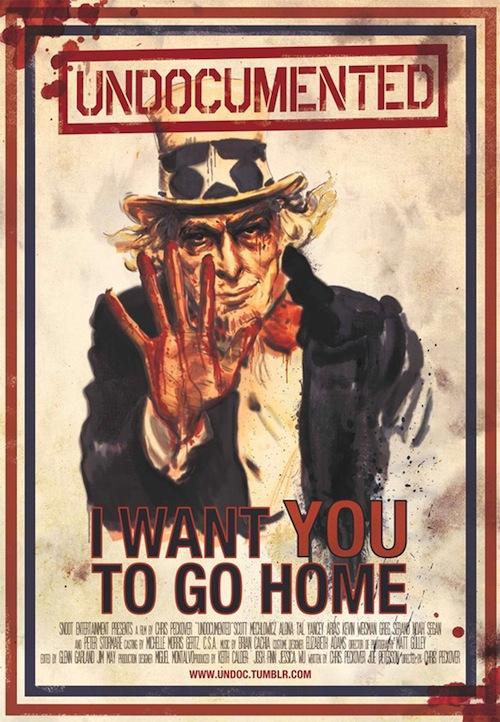 Az Undocumented posztere
