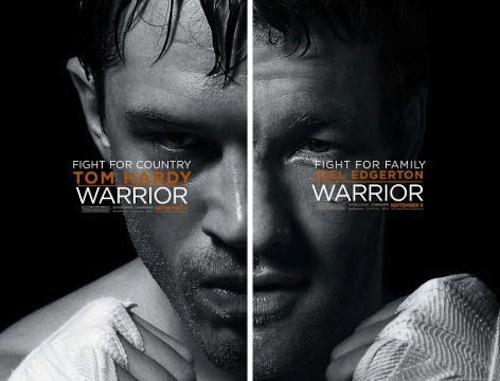 Warrior posztere