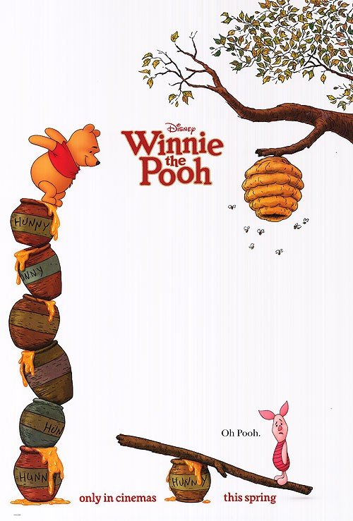 Winnie the Pooh poszter