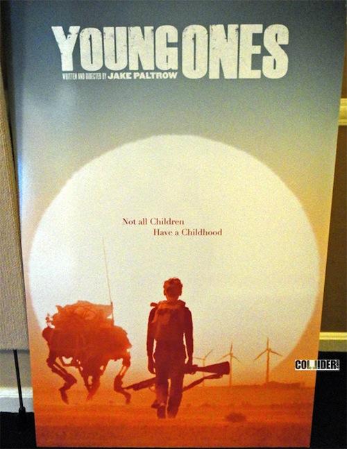 Young Ones promóképe