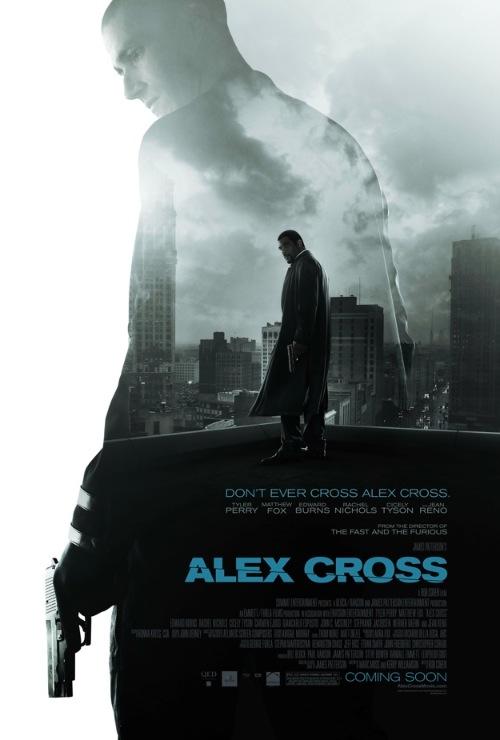 Alex Cross-poszter