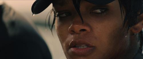 Rihanna a Battleshipben