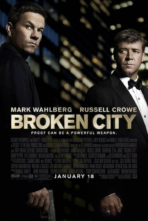 Broken City-poszter