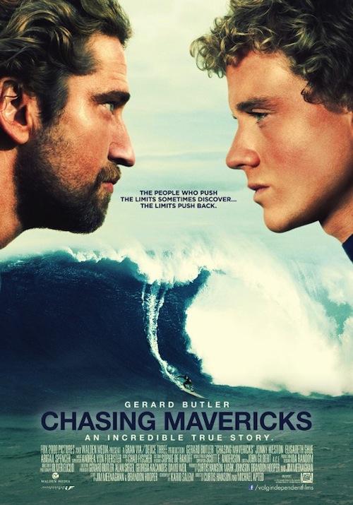 A Chasing Mavericks sztárjai