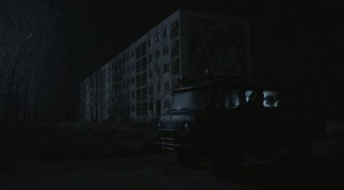 Chernobyl Diaries első képe