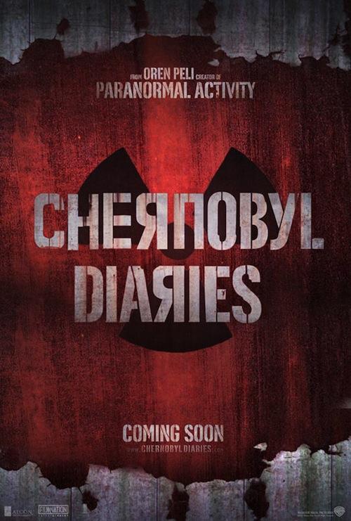 Chernobyl Diaries-poszter