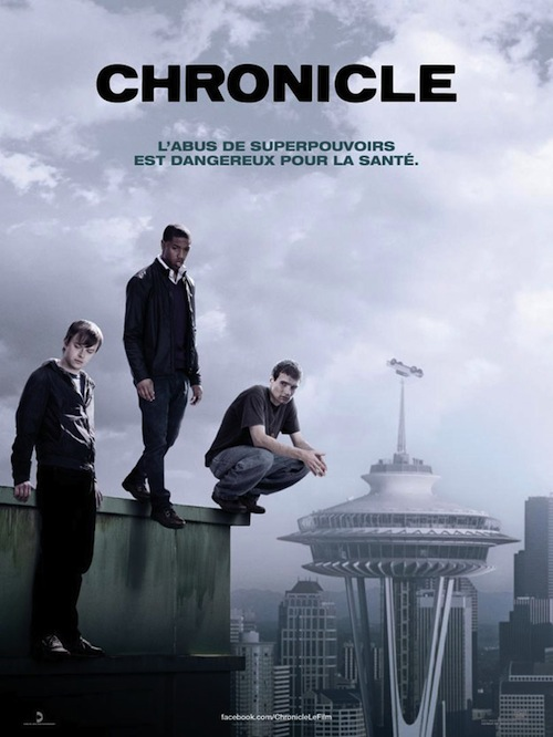 Chronicle francia posztere