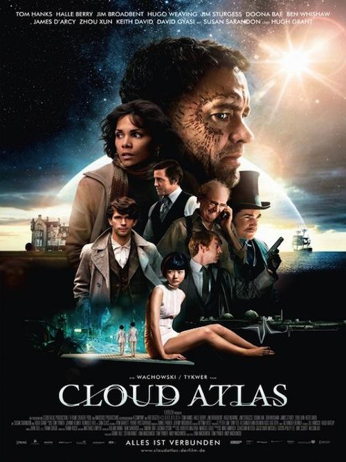 Cloud Atlas posztere