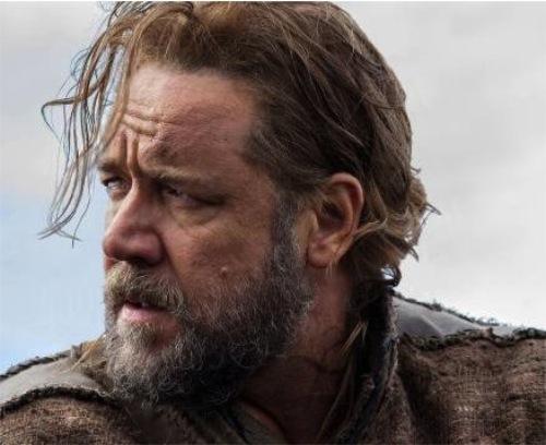 Noah szerepében Russell Crowe