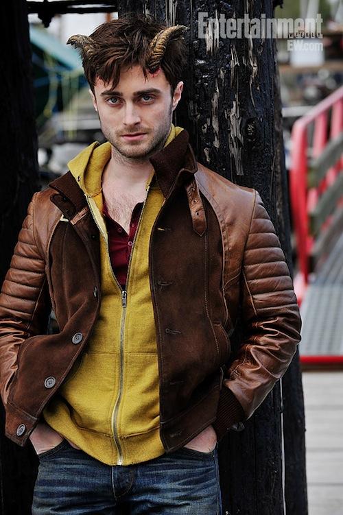 Radcliffe szarvakkal keménykedik