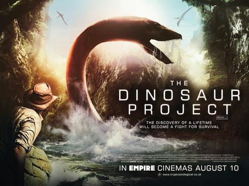 The Dinosaur Projet új posztere