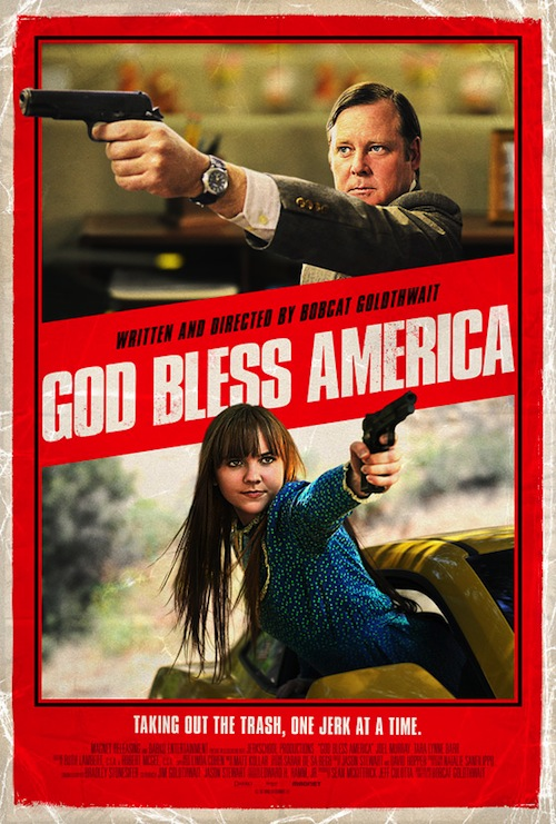 A God Bless America posztere