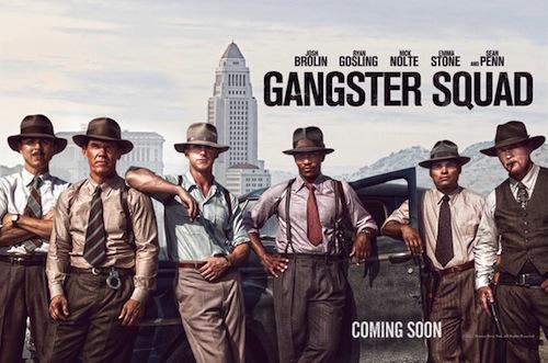 A The Gangster Squad főszereplői