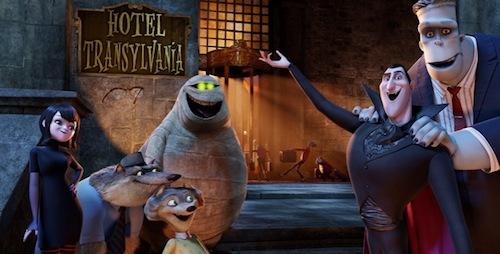 Hotel Transylvania szereplők