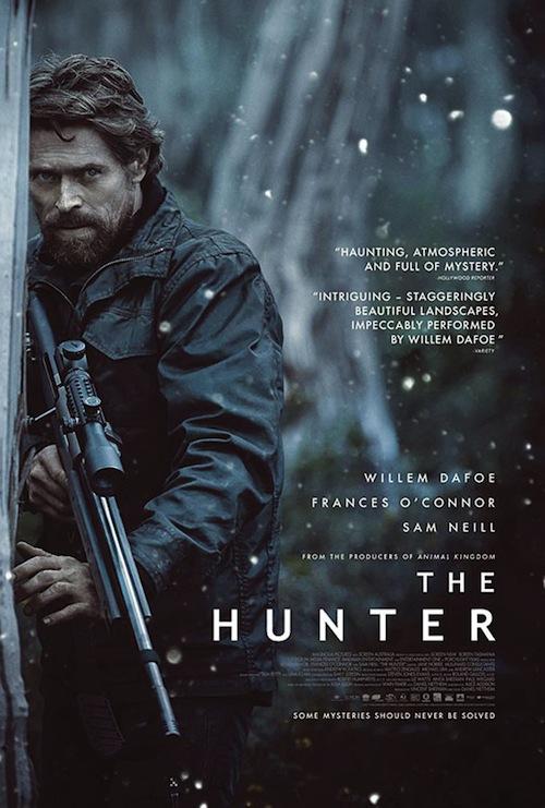 The Hunter posztere