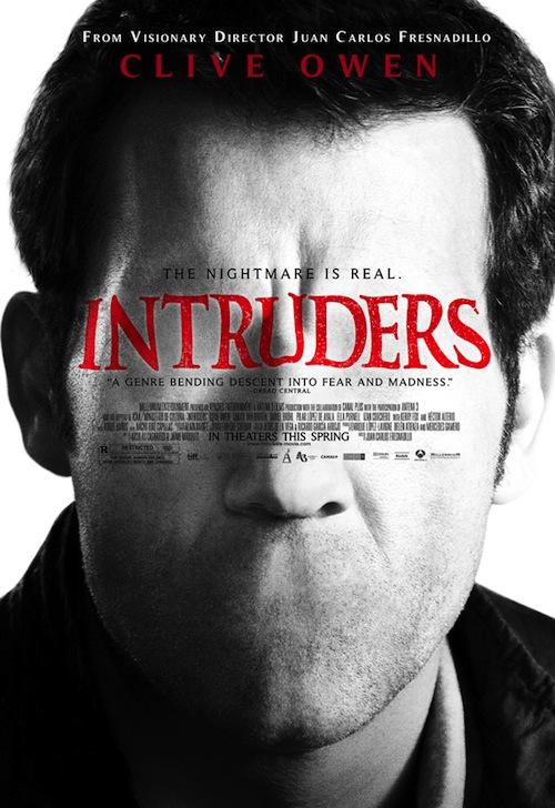 Intruders-poszter
