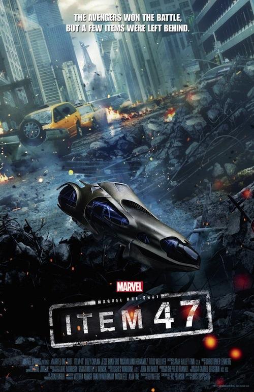 az item 47 posztere