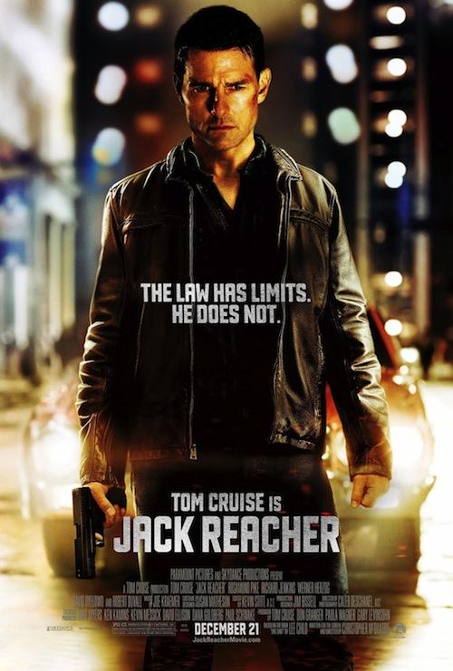Jack Reacher-poszter