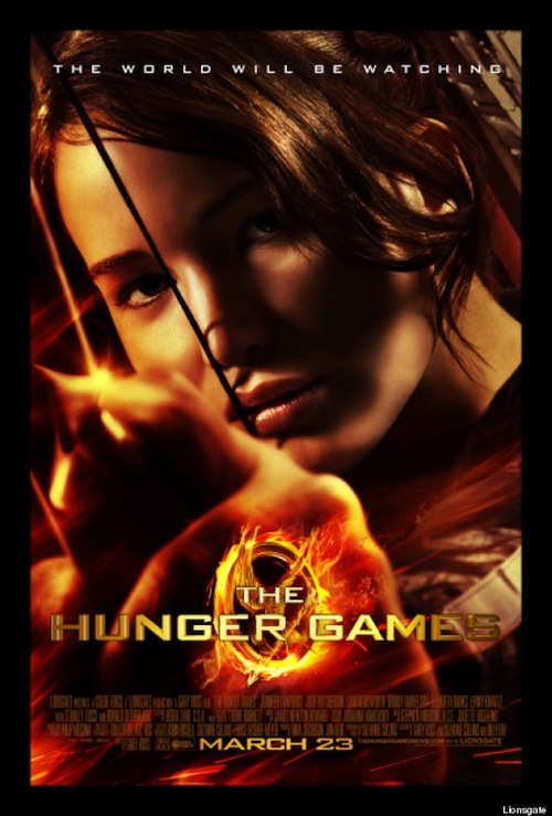The Hunger Games' new poster
