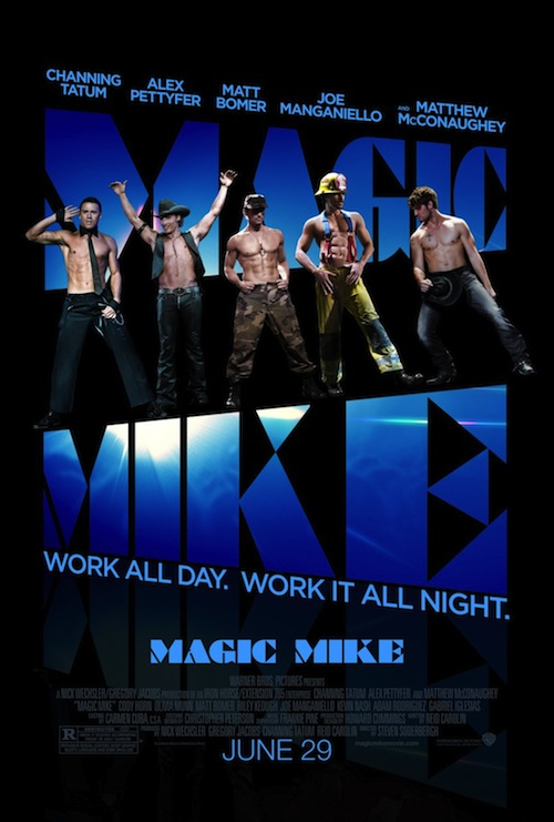 Magic Mike-poszter
