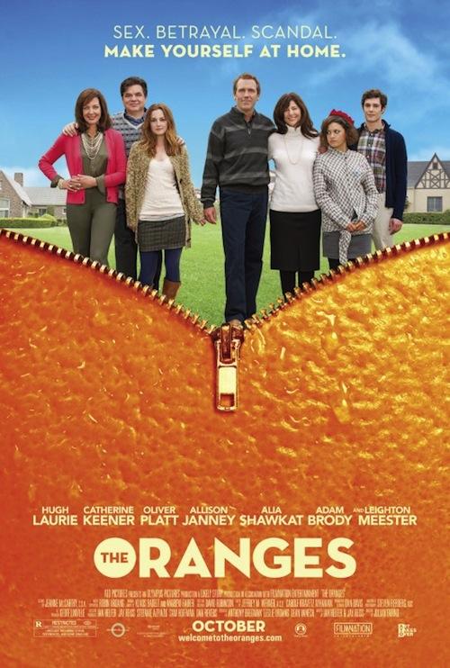 Az Oranges posztere