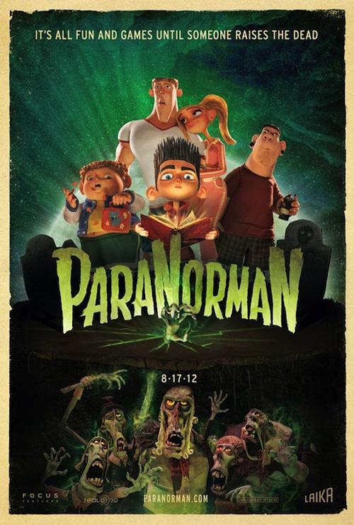 a Paranorman posztere